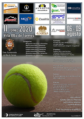 Cartel torneo agosto 2020 new p